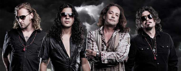 Jake E. Lee's Red Dragon Cartel