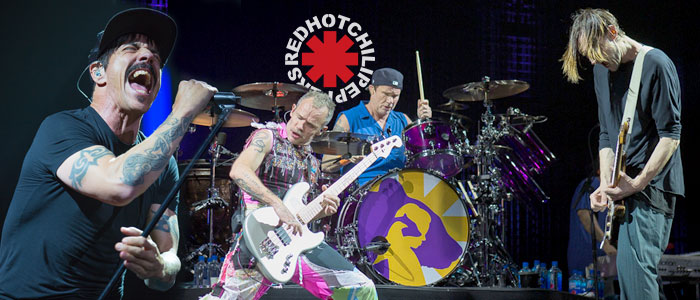 Red Hot Chili Peppers & Tombone Shorty