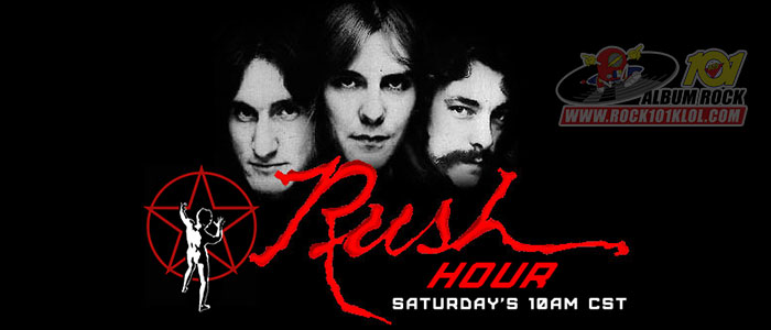 Rush Hour - Saturday 10AM CST
