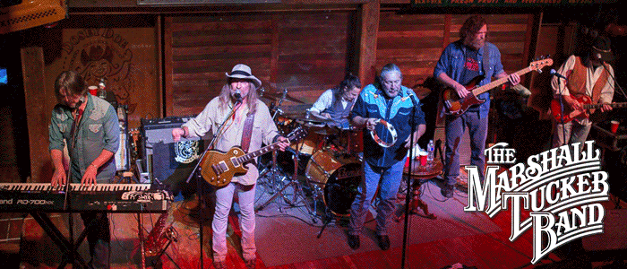 The Marshall Tucker Band LIVE!