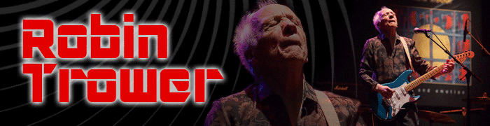 Robin Trower Live!