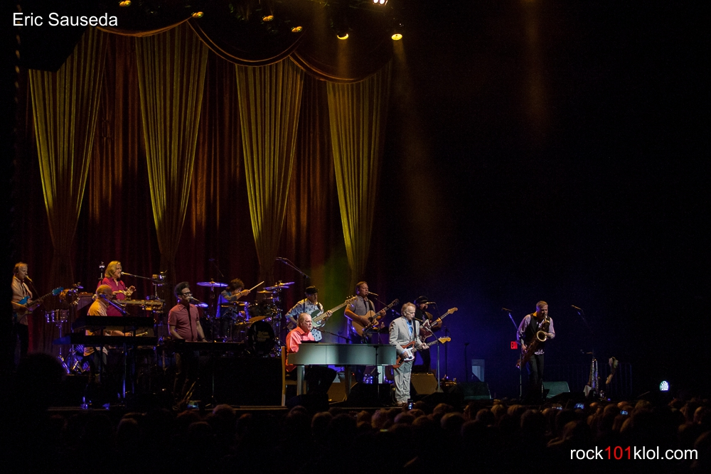 Musicians With Brian Wilson Tour