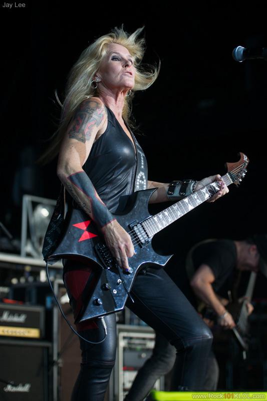 Rock 101 Klol Lita Ford 2012
