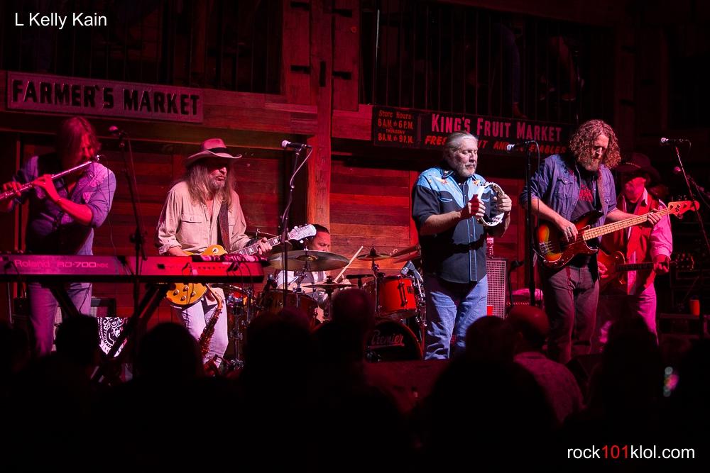 The Marshall Tucker Band Tour