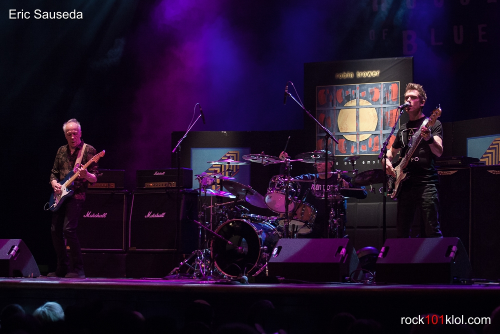 Robin trower tour dates in Perth