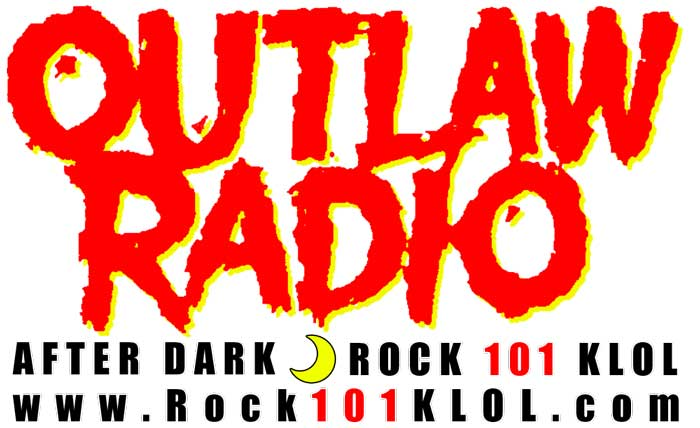 Outlaw Radio Weeknights at 7PM CST